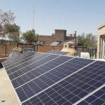 پروژه نیروگاه خورشیدی میراث فرهنگی استان یزد