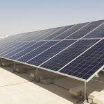 پروژه سامانه خورشیدی مدرسه ظاهری