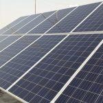 پروژه نیروگاه خورشیدی سازمان صنعت معدن تجارت استان قم