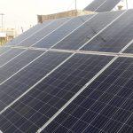 پروژه نیروگاه خورشیدی خانگی آقای رمضانی