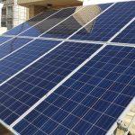 پروژه نیروگاه خورشیدی خانگی آقای سلطانی