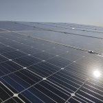 پروژه نیروگاه خورشیدی بانک ملی مرکزی استان قم