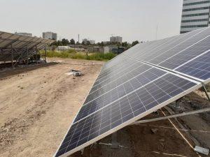 نیروگاه خورشیدی منابع طبیعی