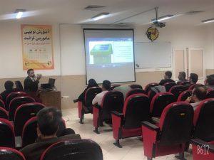 برگزاری دوره آموزشی جهاد روشنایی با همکاری بسیج مهندسین